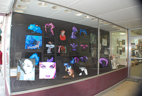 Small Window Display